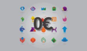 Que diriez-vous d'un logo gratuit ?