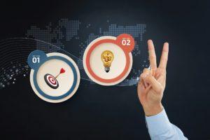 Comment gérer deux activités distinctes en marketing digital?
