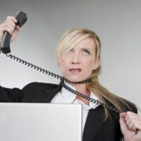 auto-étranglement par téléphone